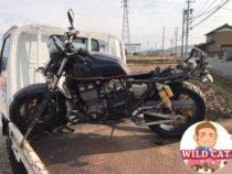 西春日井郡豊山町でバイク買取 部品車両 ZRX400
