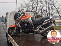 磐田市壱貫地にてバイク買取 YAMAHA BT1100 不動車
