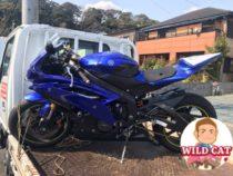 浜松市中区高林でバイク買取 YAMAHA R6 カスタム車両