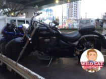 中川区山王 バイク買取 イントルーダークラッシック400