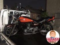 名古屋市北区平安 バイク買取 KAWASAKI ゼファー改造車