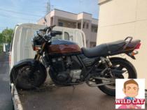 浜松市北区細江 バイク買取 ZRX400 メーター交換車両