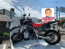 刈谷市井ヶ谷町 バイク買取 XR400 7万キロ 不動車