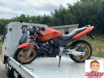 常滑市鳥根 バイク買取 ホーネット250(MC31 130)