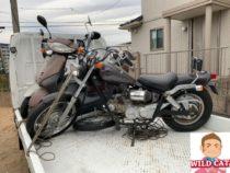豊田市若林東 バイク買取 ジャズ 不動車