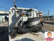 豊明市栄町 バイク買取 原付ジョグ(SA36)不動車