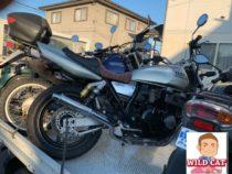 小牧市西ノ島 バイク買取 XJR400(4HM)