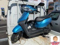 昭和区広小路 バイク買取 タクト(JF75)