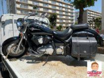 名古屋市港区泰明 バイク買取 バルカン900クラッシック