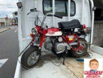守山区金屋 バイク買取 A型モンキー不動車