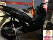 清須市一場 PCX125事故車の買取