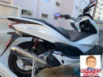 名古屋市北区上飯田西町 バイク買取 PCX125 JF28