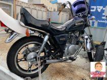 中川区ニ女子 バイク買取 GN125 改造車