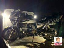 日進市三本木 バイク買取 KAWASAKI ZRX1200R 故障車 重症