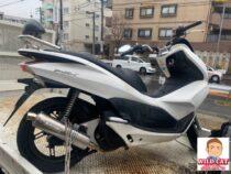 名古屋市緑区鳴海 バイク買取 HONDA PCX125(JF28)外装下