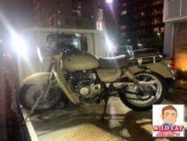 名古屋市中区千代田 バイク買取 SUZUKI ST250長期不動車