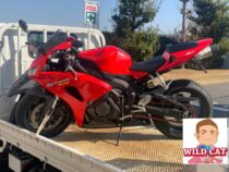 刈谷市東境町 バイク買取 CBR1000RR(SC57)タンク内部錆 不動車