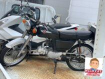 名古屋市北区西味鋺 バイク買取 CD90(HA03)タンク腐り不動
