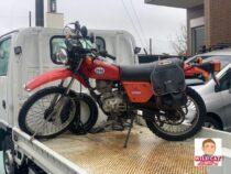 豊明市阿野町 バイク買取 XL125s ボロボロ買取実績