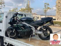 岡崎市坂左右 バイク買取 トライアンフ955 故障不動車