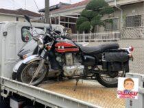 犬山市丸山天白町 バイク買取 KAWASAKI エストレア 外装下