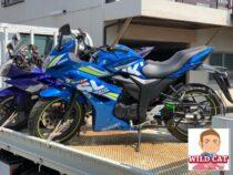 昭和区妙見 バイク買取 ジグサー150 SUZUKI 不動車