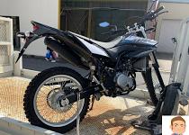 額田郡幸田町 バイク買取 WR155R 新古車?