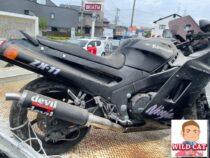 浜北区中条 バイク買取 ZZR1100C 10年以上放置 不動車