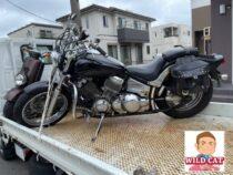 大府市吉川町 バイク買取 ドラックスター400(4TR)状態下